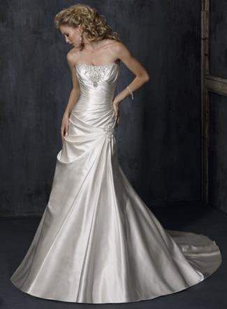 платье для невесты сезона 2011