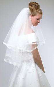женские свадебные прически с длинной фатой
