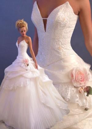 свадебные наряды от оксаны мухи