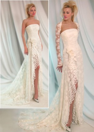 оксана муха красивые свадебные платья