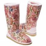розовые угги фото