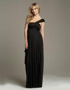 стильные платья для беременных женщин
