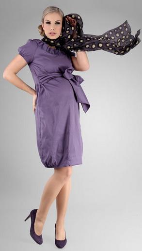 Вечерние платья для беременных фото