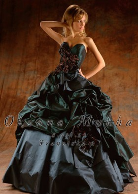 Оксана Муха вечерние платья