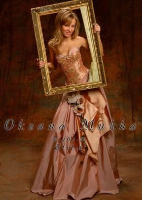 Оксана муха красивые вечерние платья