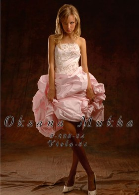 вечерние платья oksana mukha