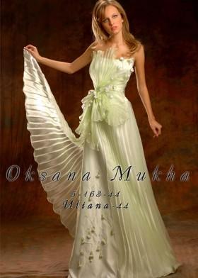 оксана муха платья вечерние