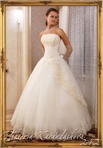 свадебные платья 2011 виктории карандашевой фото
