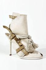модные ботильоны весна-лето с открытой пяткой 2011