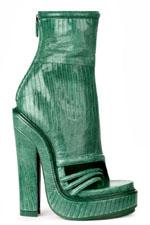 модные ботильоны 2011 цвета