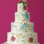 красивый торт на свадьбу фото