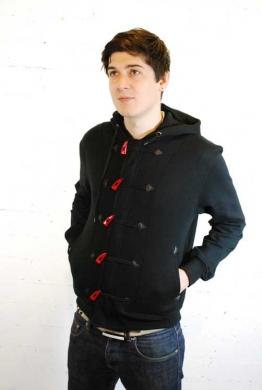 куртка мужской дафлкот