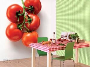красивые фотообои для кухни фото