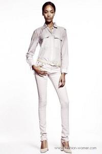 джинсы женские 2011 скинни