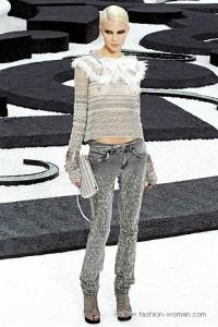 джинсы 2011 гранж