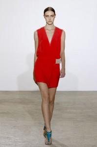 платья простые весна-лето 2011