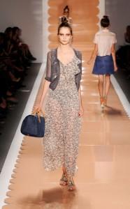 модные платья весна-лето 2011 сарафаны