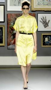 платья-рубахи весна-лето 2011