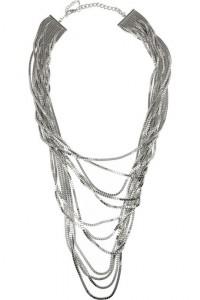 модные тенденции 2011 украшения цепочки