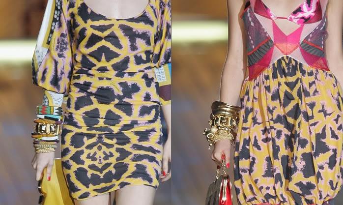 модные украшения 2011 браслеты