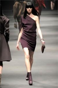 вечерние короткие платья 2011