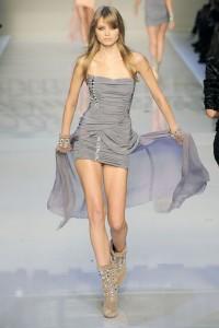 мини вечерние платья 2011