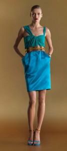 вечерние платья 2011 Gucci