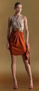 вечерние платья 2011 от Gucci