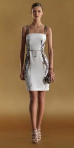 модные вечерние платья 2011 от гуччи
