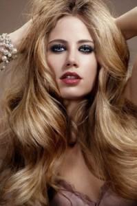 модный цвет волос 2011 блондин