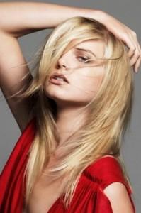 модные цвета волос 2011 блондин