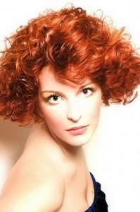 цвет волос 2011 рыжие