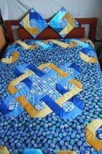 красивые лоскутные одеяла