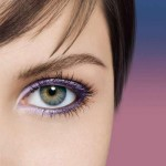 подводка для глаз фиолетовая
