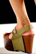 обувь весна-лето 2011 фенди