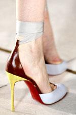обувь весна-лето 2011 цветная