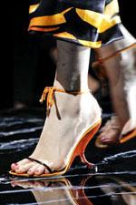 обувь весна-лето 2011 со шнурками