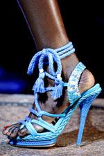 обувь весна-лето 2011 шнурки