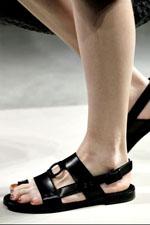 обувь весна-лето 2011 ремешки