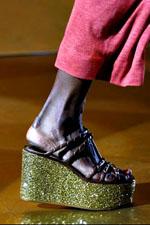 обувь весна-лето 2011 на платформе