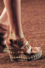 обувь весна-лето 2011 платформа
