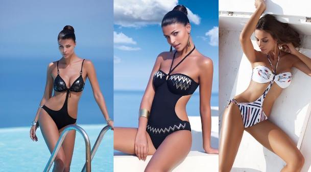 модели модных купальников 2011
