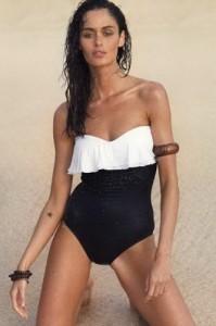 модные купальники 2011 цельные