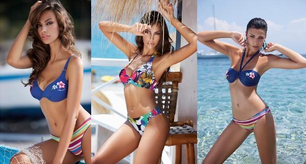 модные купальники 2011 принты