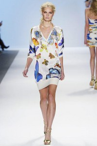 модные туники 2011 с принтами