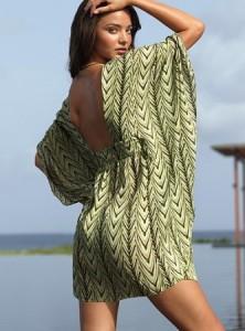 модные туники 2011 для пляжа