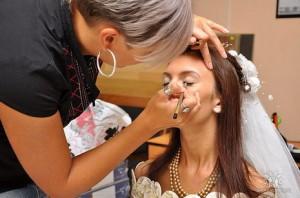 макияж невесты 2011