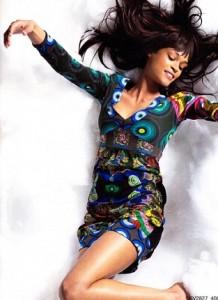 молодежные платья 2011 рисунки
