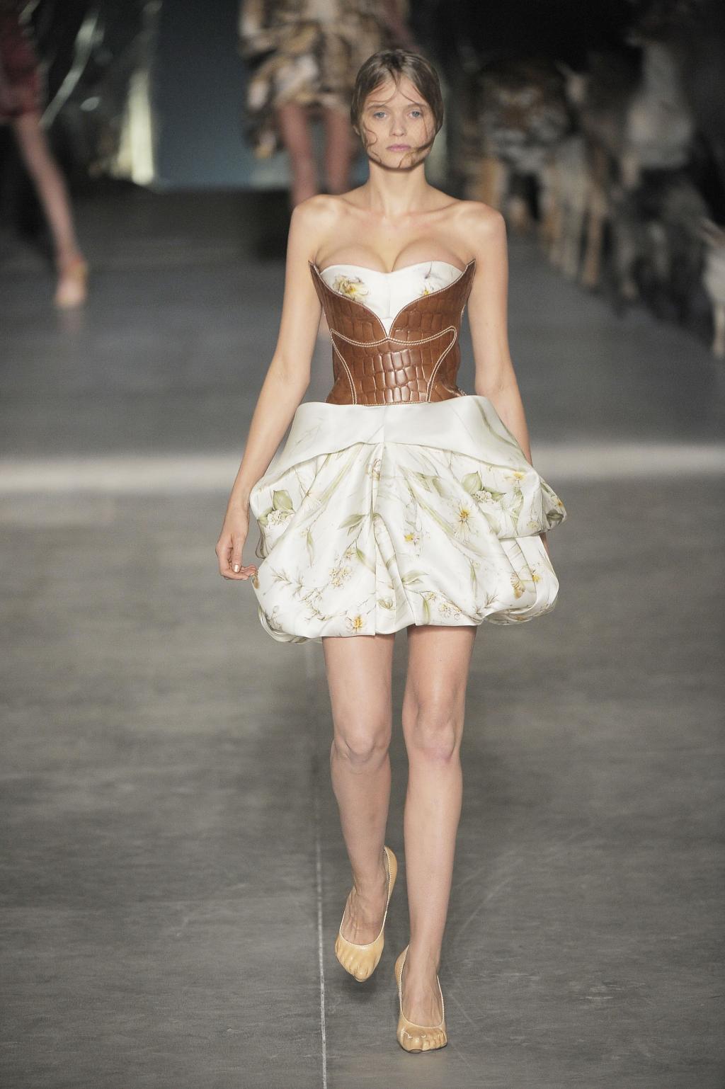 Платье-корсет | Limone nel cioccolato