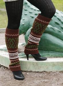 гетры с туфлями фото